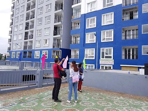 Đà Nẵng: Làm rõ nhà giàu, cán bộ Sở Xây dựng có căn hộ thu nhập thấp An Trung 2? - Ảnh 1.