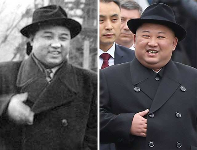 Bàn tay phải kỳ lạ ẩn trong áo khoác của ông Kim Jong Un: Ý nghĩa đằng sau là gì? - Ảnh 1.