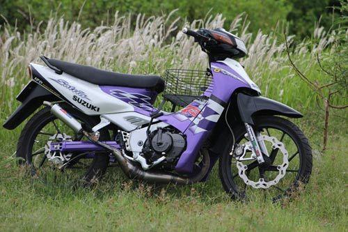 Choáng với những chiếc Suzuki xì-po giá khủng nhất Việt Nam - Ảnh 6.