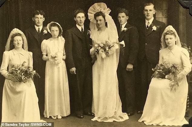 Chuyện tình 75 năm của đôi vợ chồng bách niên giai lão khiến nhiều người suy ngẫm, hóa ra bí quyết hôn nhân viên mãn lại đơn giản đến thế - Ảnh 8.