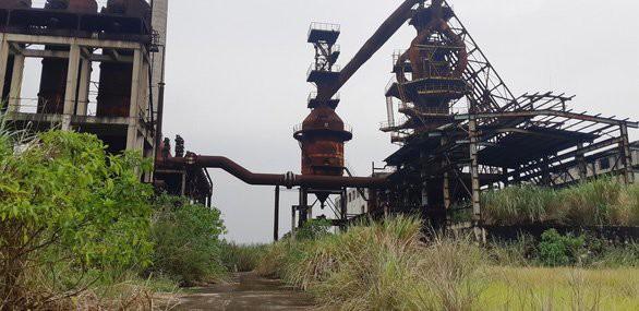 Nhà máy thép hơn 1.000 tỉ đồng ở Hà Tĩnh, bán đấu giá được 205 tỉ đồng - Ảnh 1.
