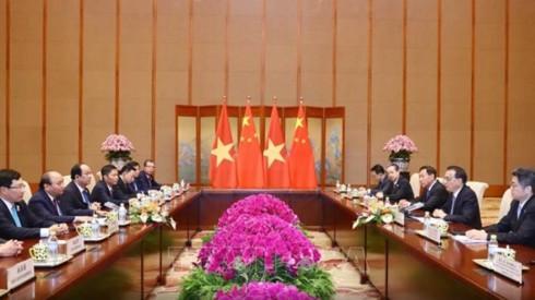 Hình ảnh hoạt động của Thủ tướng bên lề Diễn đàn Vành đai và Con đường - Ảnh 2.