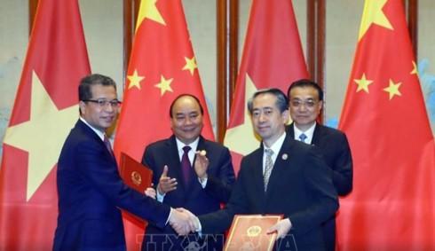 Hình ảnh hoạt động của Thủ tướng bên lề Diễn đàn Vành đai và Con đường - Ảnh 3.