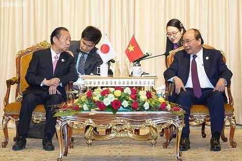 Hình ảnh hoạt động của Thủ tướng bên lề Diễn đàn Vành đai và Con đường - Ảnh 6.