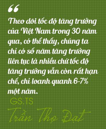 GS.TS Trần Thọ Đạt: Việt Nam có điều kiện và khả năng để duy trì tốc độ tăng trưởng 7-8% trong nhiều năm - Ảnh 3.
