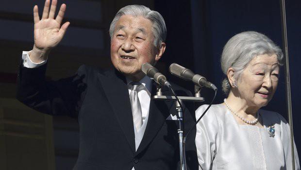Hành trình 85 năm đi cùng nước Nhật của Nhật hoàng Akihito - Ảnh 1.