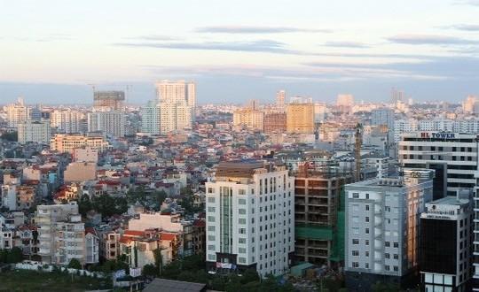 Hơn 1,1 tỉ USD vốn ngoại đổ vào bất động sản  - Ảnh 1.