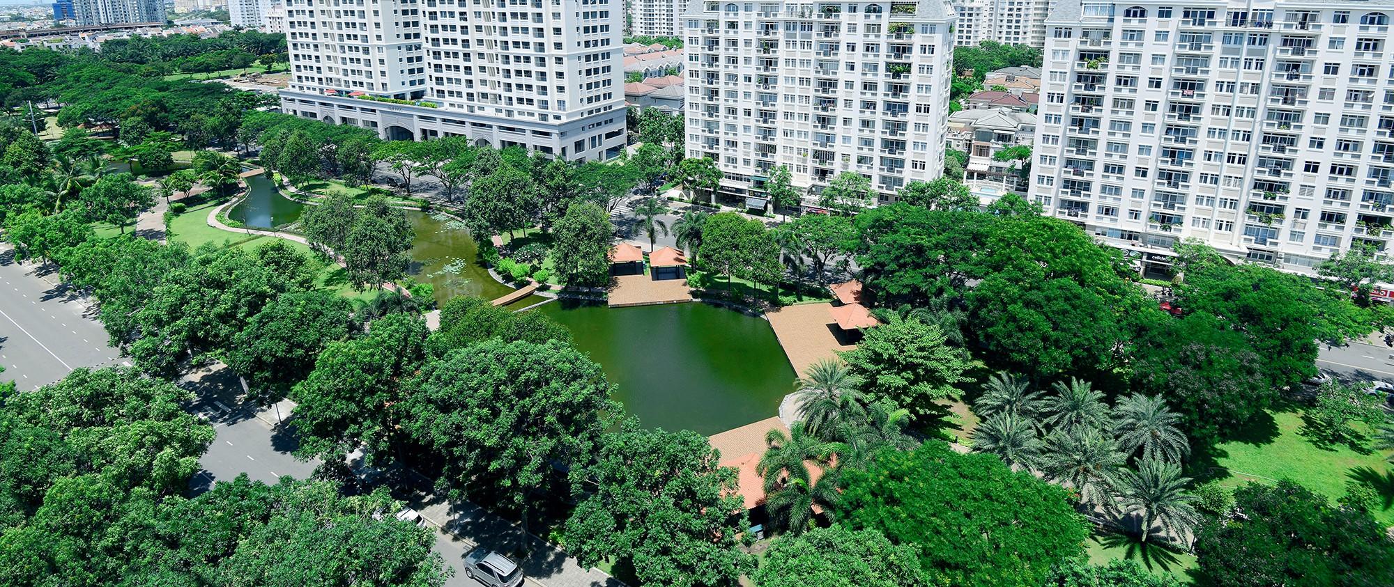 Phú Mỹ Hưng và bài toán định hình khái niệm bất động sản cao cấp riêng biệt - Ảnh 3.