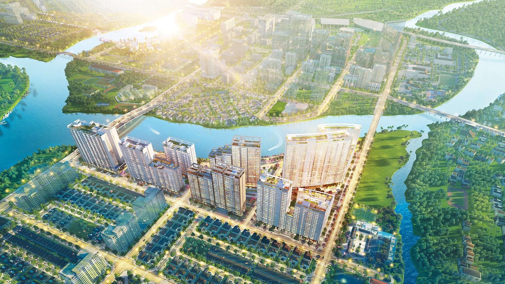 Phú Mỹ Hưng và bài toán định hình khái niệm bất động sản cao cấp riêng biệt - Ảnh 22.