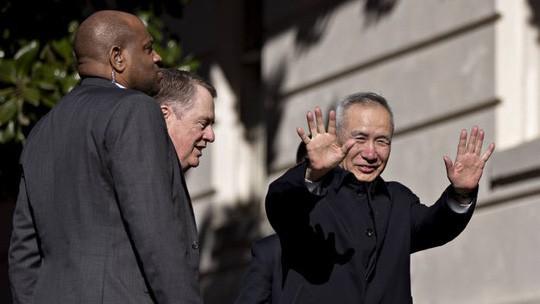 Đàm phán thương mại Mỹ - Trung đến hồi kết  - Ảnh 1.