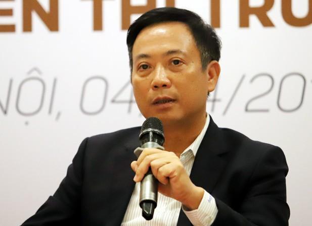 Chủ tịch UBCK: Sẽ đình chỉ phát hành cổ phiếu với doanh nghiệp vi phạm CBTT - Ảnh 1.
