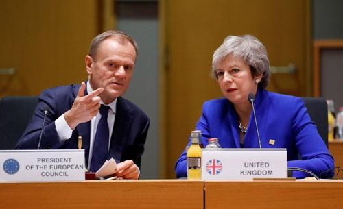 Anh - EU cùng nhau cứu Brexit  - Ảnh 1.