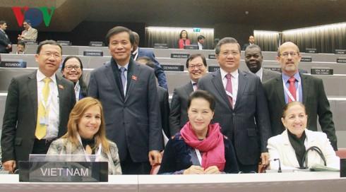 Chủ tịch Quốc hội dự IPU-140: Thể hiện vai trò chủ động của Quốc hội Việt Nam - Ảnh 1.