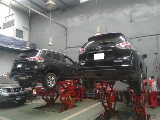Nhiều xe Nissan X-Trail bị rò rỉ nhớt  - Ảnh 1.