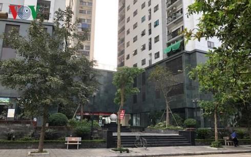 Hateco Hoàng Mai phớt lờ cư dân phá tường, trổ cửa chiếm lối đi chung - Ảnh 1.
