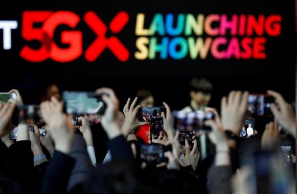 Mỹ, Hàn Quốc, Trung Quốc - Ai đã chiến thắng trong cuộc đua 5G? - Ảnh 1.