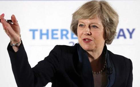 Thủ tướng Anh tìm kiếm ủng hộ trước Thượng đỉnh EU về Brexit - Ảnh 1.