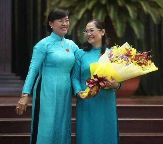 Chân dung tân Chủ tịch HĐND Thành phố Hồ Chí Minh Nguyễn Thị Lệ - Ảnh 2.