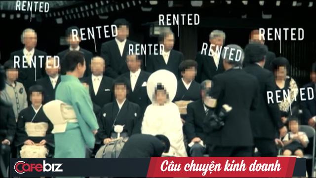 """Dịch vụ """"thuê gia đình"""" tại Nhật Bản: Thuê vợ đẹp để khoe đồng nghiệp, thuê chồng tốt để họp phụ huynh, và thuê cả cha mẹ để dự đám cưới … - Ảnh 2."""