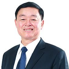 Ông Lê Hữu Đức là chủ tịch Ngân hàng Quân đội thêm 5 năm nữa - Ảnh 1.