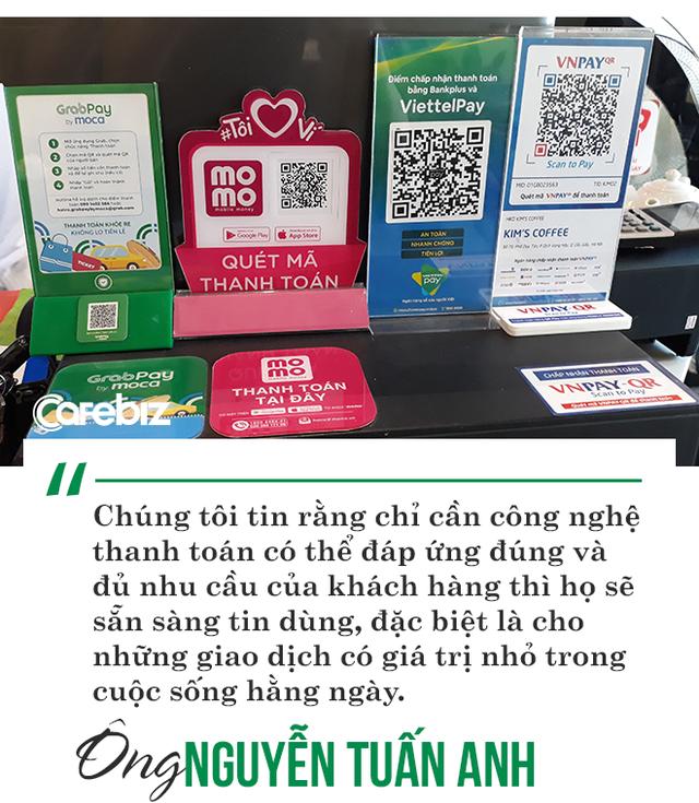 """TGĐ Grab Financial Group Việt Nam chia sẻ tất tần tật về đối thủ Momo và chuyện GrabPay by Moca """"đốt tiền"""" giành thị phần tại Việt Nam - Ảnh 4."""