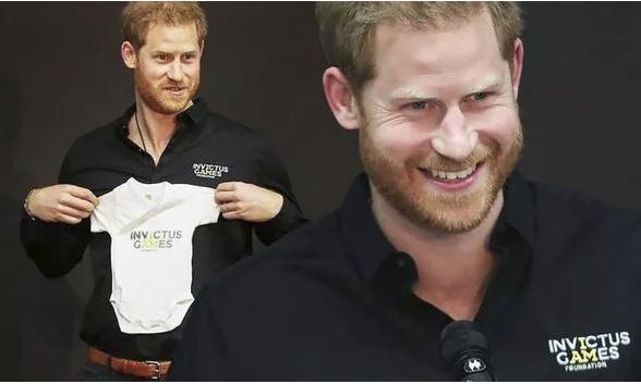 Sau 3 ngày lên chức cha, Hoàng tử Harry quay trở lại làm việc nhưng không quên thể hiện tình cảm dành cho con trai bé bỏng theo cách đặc biệt, tinh tế này - Ảnh 2.