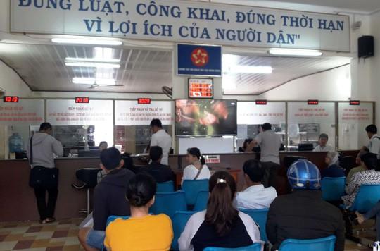 Một cán bộ TP Bảo Lộc bị đánh ngay trụ sở làm việc phải nhập viện  - Ảnh 1.