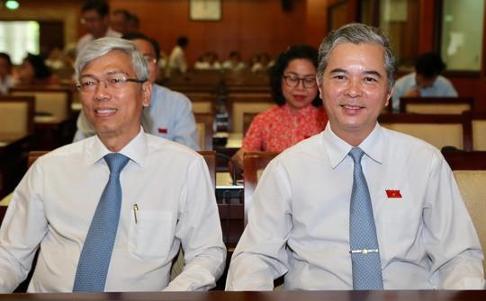 Một thiếu tướng được bầu làm Phó Chủ tịch UBND TP HCM  - Ảnh 1.