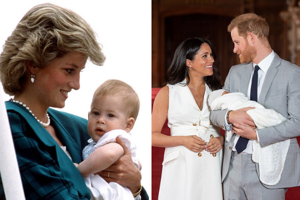 Vừa đón con trai chào đời, hoàng tử Harry lại nhớ về mẹ Diana quá cố và có chia sẻ đầy cảm động - Ảnh 1.