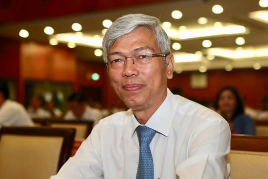 Một thiếu tướng được bầu làm Phó Chủ tịch UBND TP HCM  - Ảnh 3.