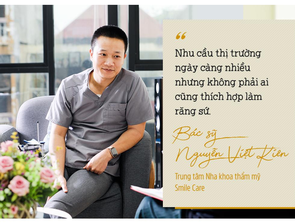 Bác sỹ Nguyễn Việt Kiên: Mỗi chiếc răng sứ mang theo một câu chuyện về nghề làm răng thẩm mỹ - Ảnh 3.