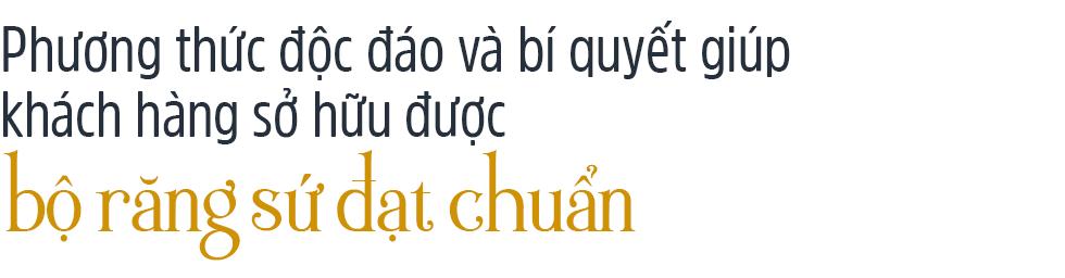 Bác sỹ Nguyễn Việt Kiên: Mỗi chiếc răng sứ mang theo một câu chuyện về nghề làm răng thẩm mỹ - Ảnh 4.