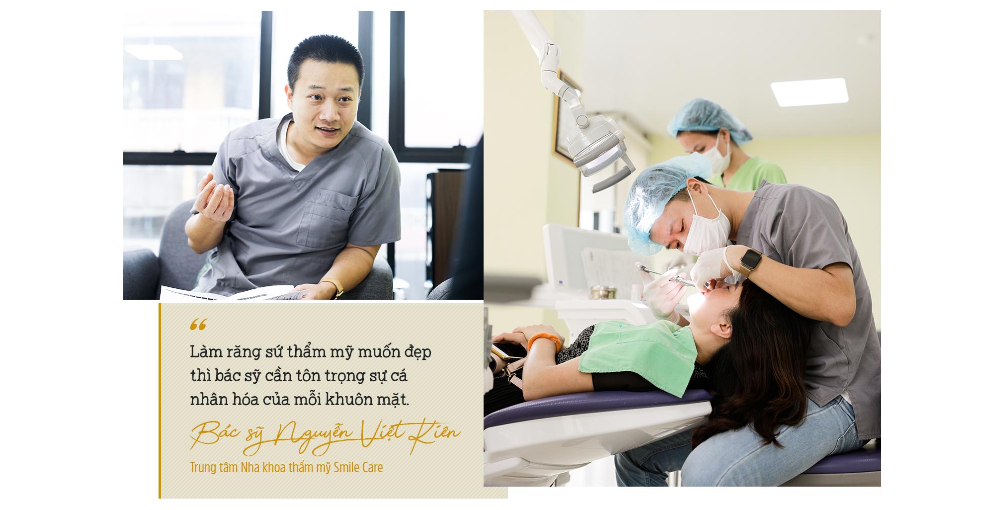 Bác sỹ Nguyễn Việt Kiên: Mỗi chiếc răng sứ mang theo một câu chuyện về nghề làm răng thẩm mỹ - Ảnh 5.