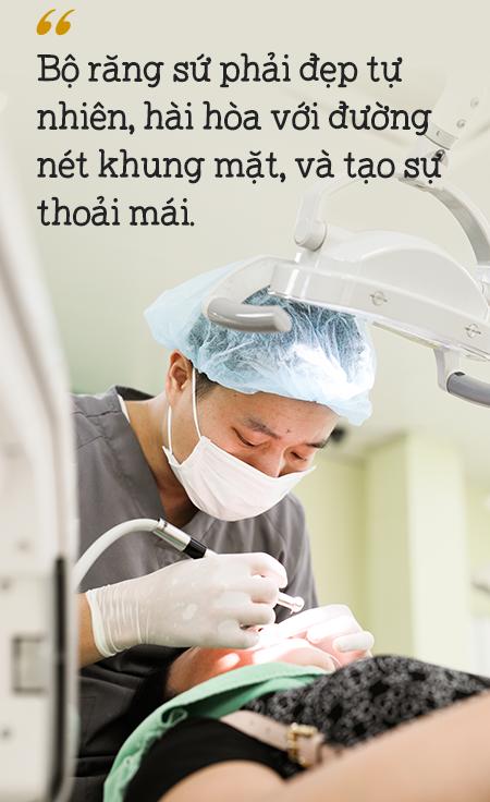 Bác sỹ Nguyễn Việt Kiên: Mỗi chiếc răng sứ mang theo một câu chuyện về nghề làm răng thẩm mỹ - Ảnh 7.