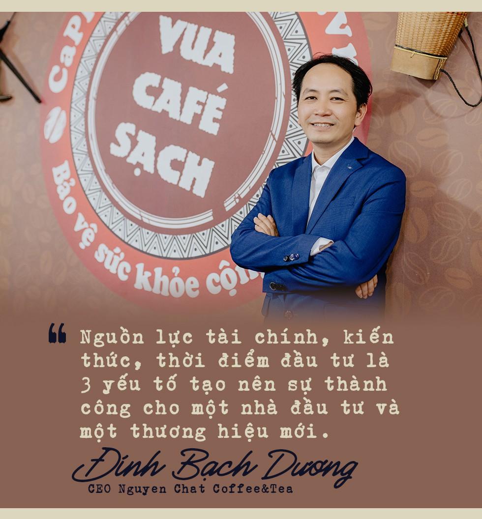 Doanh nhân Đinh Bạch Dương: Từng phá sản hơn 200 tỷ đồng vì chứng khoán, đến Người Tiên phong về Café sạch tại Việt Nam - Ảnh 12.