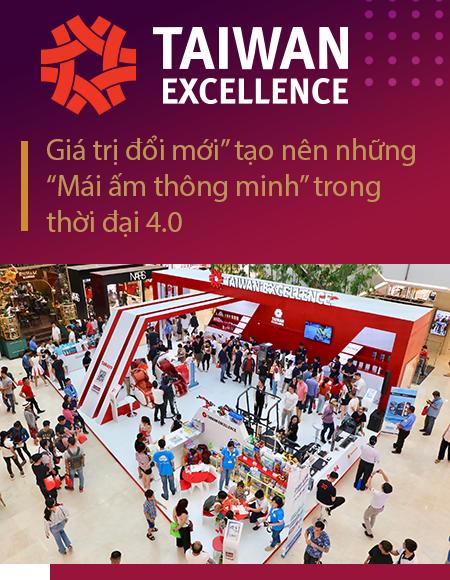 """Taiwan Excellence và lời khẳng định: Công nghệ 4.0 sẽ tạo nên những """"Mái ấm thông minh"""" tại Việt Nam - Ảnh 1."""