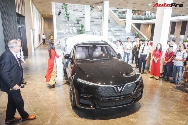 Khám phá chi tiết Lux V8 tại Hải Phòng - SUV mạnh nhất của VinFast không phải ai cũng mua được - Ảnh 1.