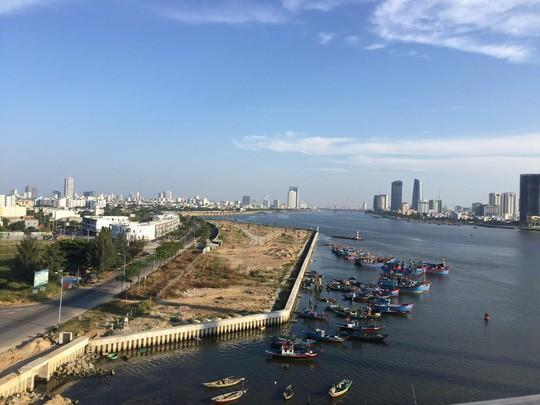 Đà Nẵng điều chỉnh, hoán đổi đất cho dự án lấn sông Hàn - Ảnh 1.
