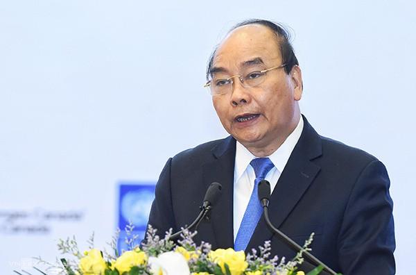 Thủ tướng: Việt Nam chi cho khoa học công nghệ 0,44% GDP - Ảnh 1.
