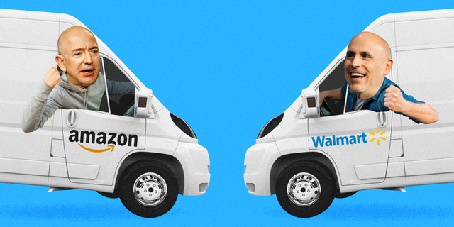Cuộc chiến Shipping: Walmart đang nắm thế thượng phong trước Amazon vì những lý do này! - Ảnh 1.