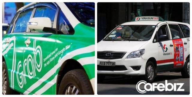 Bộ Thông tin và Truyền thông: Nên coi Grab, Go-Viet là chủ thể mới, cần tăng khả năng cạnh tranh cho taxi truyền thống thay vì giảm khả năng cạnh tranh của taxi công nghệ - Ảnh 1.