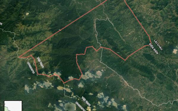 Điện Biên xảy ra động đất 3,2 độ richter tại huyện Mường Nhé - Ảnh 1.