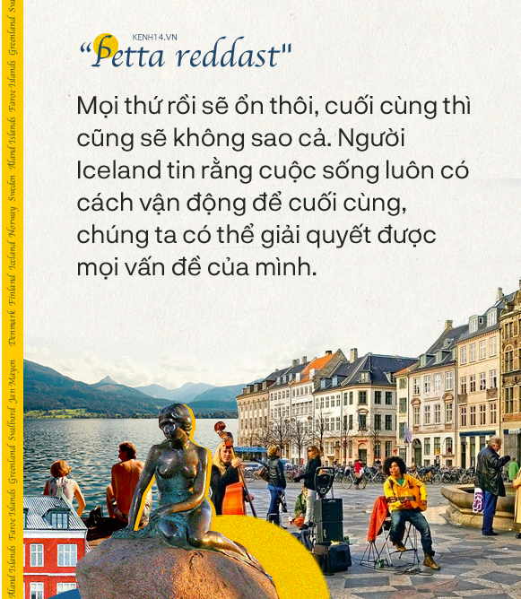 Muốn hạnh phúc nhất dù chẳng phải người giàu có nhất: Hãy học cách sống như người Bắc Âu - Ảnh 8.