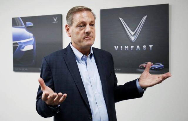 Chân dung những người 'lèo lái' VinFast vượt tốc độ kỷ lục thế giới mà tỷ phú Phạm Nhật Vượng đề ra - Ảnh 1.