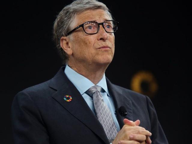 Những sự thật bất ngờ về khối tài sản kếch xù của Bill Gates - Ảnh 1.
