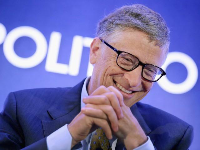 Những sự thật bất ngờ về khối tài sản kếch xù của Bill Gates - Ảnh 3.