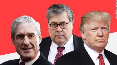 William Barr - Người thi hành pháp luật hay luật sư biện hộ của Trump? - Ảnh 1.