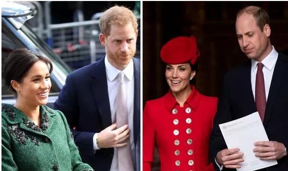 Rạn nứt hoàng gia mới: Meghan hủy theo dõi vợ chồng chị dâu Kate trên Instagram vì lý do bất ngờ này - Ảnh 1.