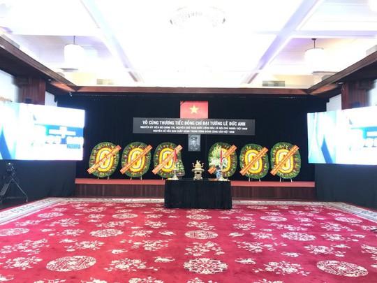 TP HCM khẩn trương chuẩn bị lễ tang nguyên Chủ tịch nước Lê Đức Anh  - Ảnh 3.