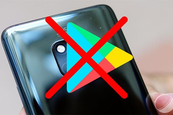 Smartphone Huawei bị cấm cập nhật Android và dùng app Google - Ảnh 1.